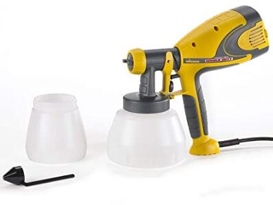 Wagner double duty paint sprayer for decks and seals and more