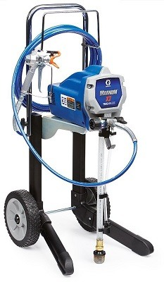 Graco Magnum 262805 X7 Cart Airless Paint Sprayer.