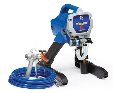 Graco Magnum 262800 X5 Stand Airless Paint Sprayer.