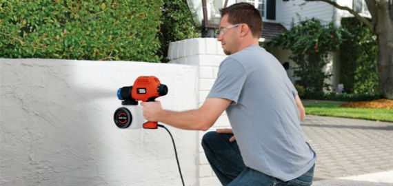 Stop Fighting With Bulky, Complicated Paint Sprayers