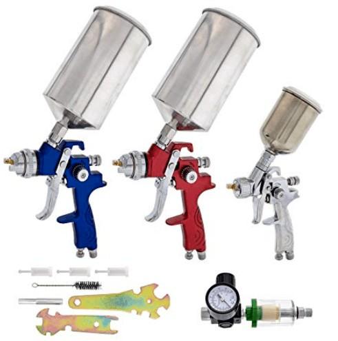 auto paint portable spray gun