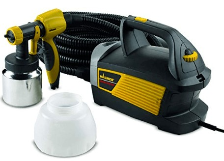wagner portable electric paint sprayer for latex paint