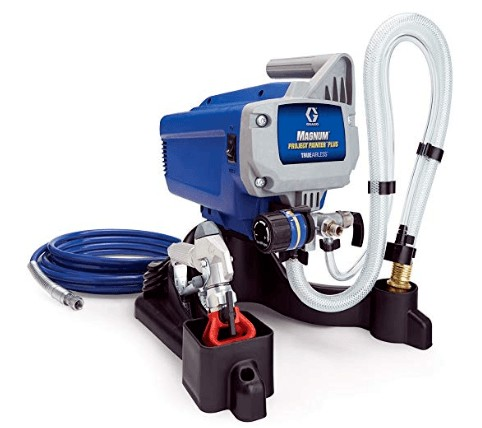 graco ariless paint sprayer for commercial use