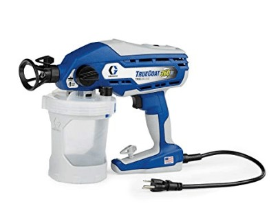 graco truecoat small air paint sprayer