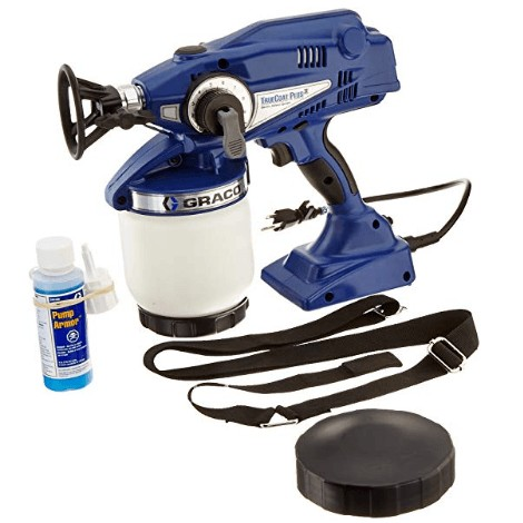 graco airless paint gun for professional finish