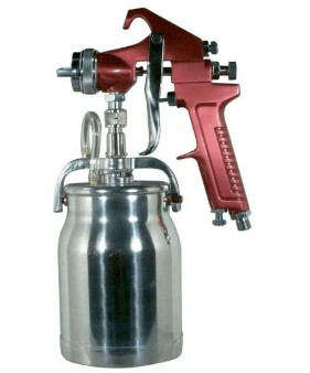 metal cup handheld paint sprayer for cabinet