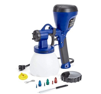 hvlp spray gun for latex paint