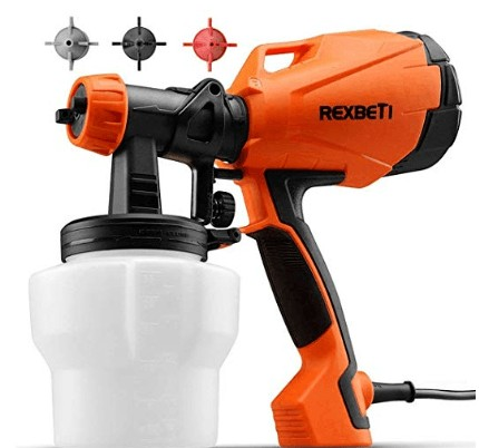 Rexbeti small lightweight paint spray gun