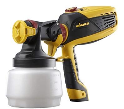 wagner handheld hvlp sprayer for fast work