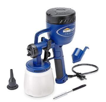 HomeRight paint spray gun for trim