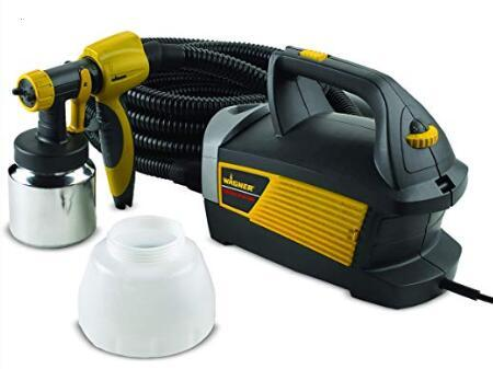 Wagner portable paint sprayer for doors and any other project