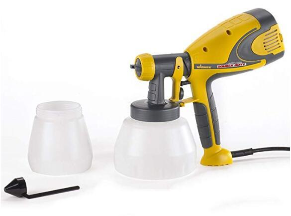 Wagner paint sprayer for trim and cabinet and furniture