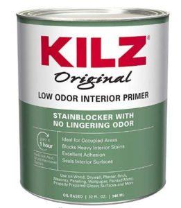 1 quart oil based paint