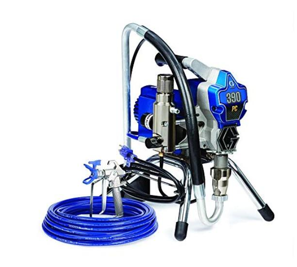 electric airless paint sprayer for latex