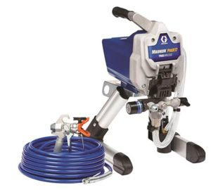 professional commercial airless paint sprayer