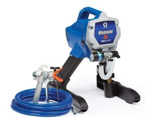 Graco x5 airless paint sprayer for commercial use