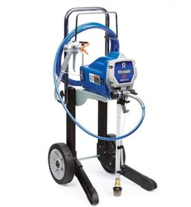 Graco x7 commercial airless paint sprayer