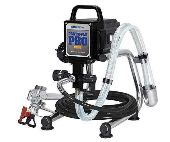HomeRight commercial airless paint sprayer for large projects