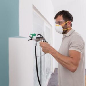 airless paint sprayer for painting latex benefits