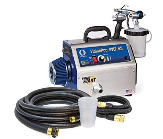 graco hvlp paint sprayer