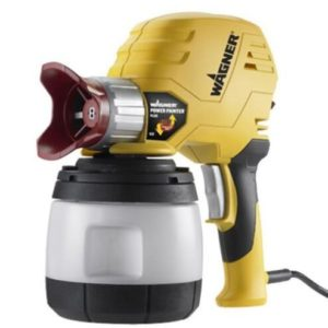 Wagner oil and latex paint airless spray gun