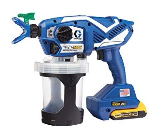 Graco Ultra max airless battery sprayer