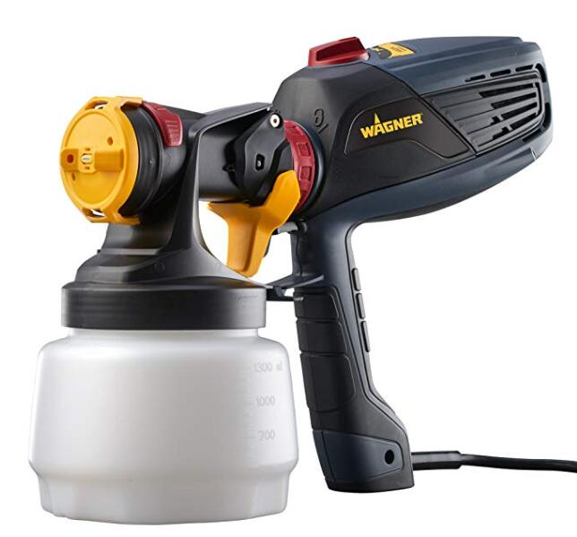 Wagner sprayer for home projects