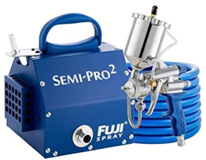 best Fuji hvlp turbine spray system