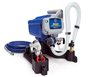 Graco Magnum airless paint sprayer for walls