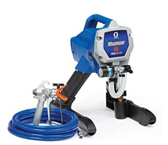 Graco x5 airless paint sprayer for homes