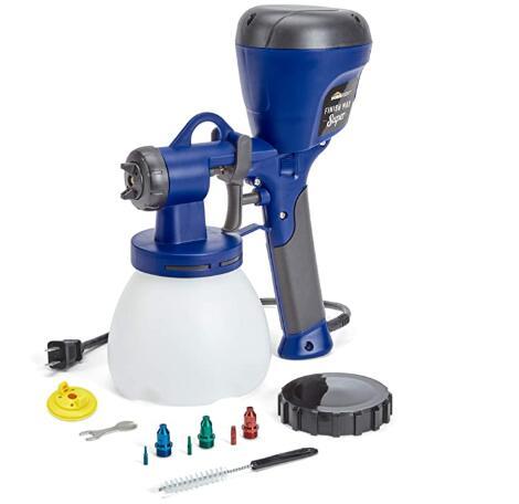 HomeRight C800971 Super Finish Max Extra Power HVLP Spray Gun for All Purpose