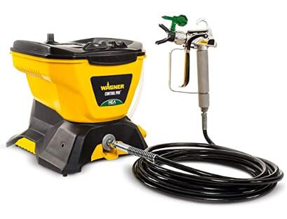 Wagner powerful airless paint sprayer for commercial and individual use