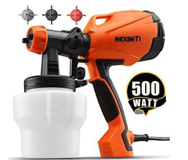REXBETI Ultimate-750 Paint Sprayer Reviews