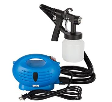 Paint Zoom portable paint sprayer for walls exterior