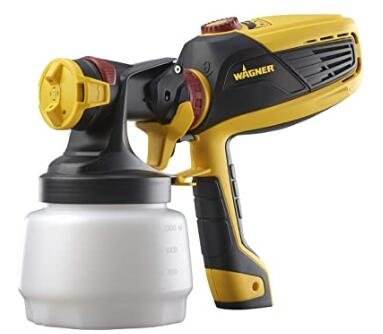 Wagner handheld exterior wall paint sprayer