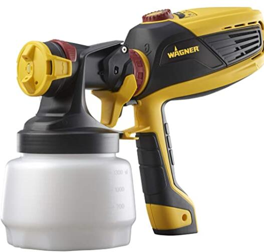 Wagner portable walls and ceilings paint sprayer