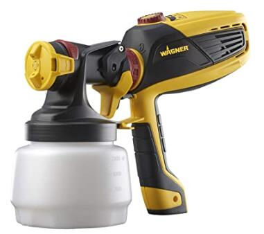 Wagner Flexio 590 handheld paint sprayer for small ceilings