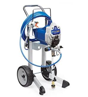 Graco cart airless paint sprayer for large job