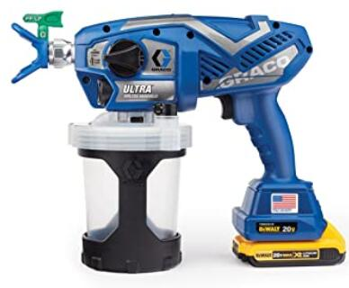Best Graco cordless airless paint spray machine for home use