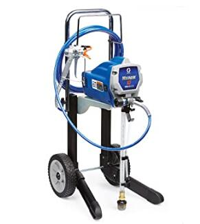 Graco x7 cart paint sprayer for large areas