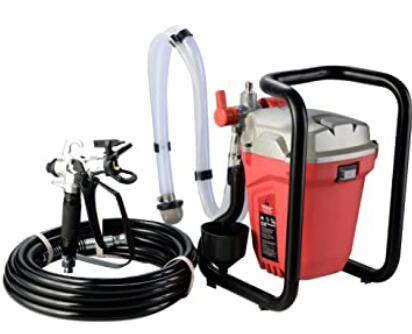 high power sprayer for large jobs