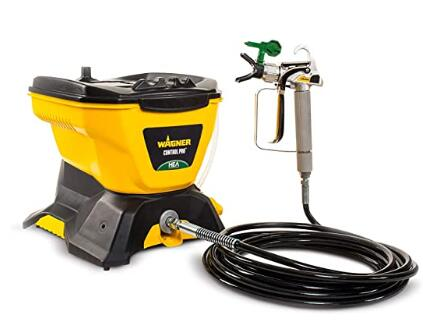 Wagner pro power large area paint sprayers