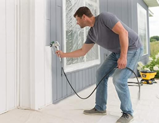 large area paint sprayer reviews