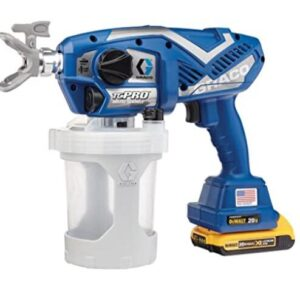 graco TC pro electric handheld airless paint sprayer