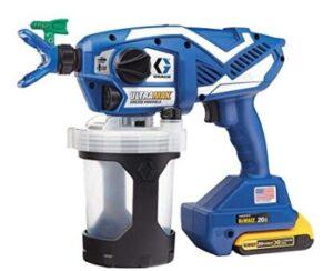 graco handheld airless paint sprayer