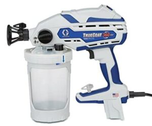 lightweight corded airless handheld paint sprayer review