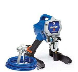 best sale Graco x5 airless paint equipment for cabinet review