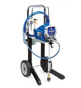 Graco x7 cart portable airless paint sprayer with wheels for professional cabinet painting