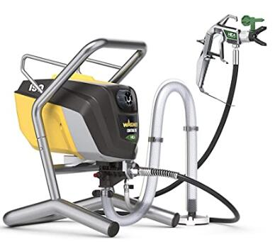 Wagner control pro 190 airless sprayer for large home