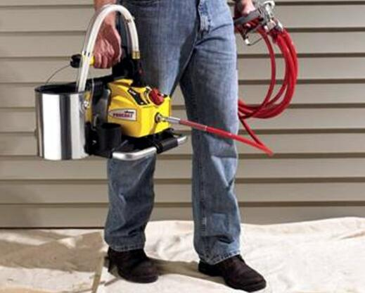 best homeowner airelss paint sprayer reviews